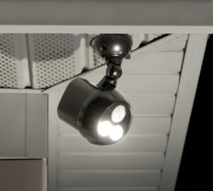 Eave Mount Motion Flood Light Shapeyourminds Com