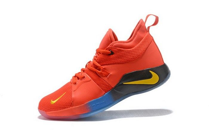 quality design 27286 f4fe2 Cheap Nike PG 2 Gold Medal Fire Red Gold Mens Basketball Shoes For Sale -  ishoesdesign   Cheap nike Shoes Shop   Pinterest   Red gold, Balenciaga  shoes and ...