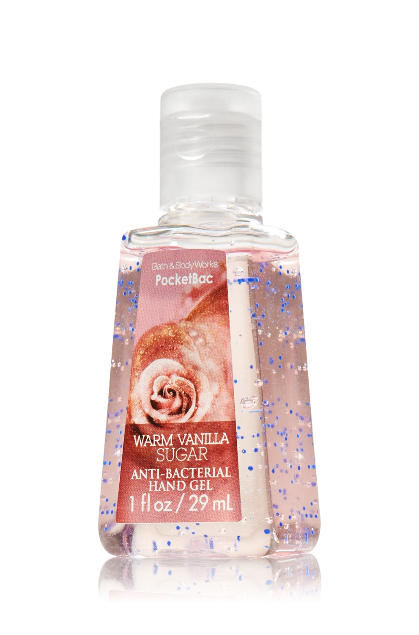 Bath And Body Works Scented Hand Gels Warm Vanilla Sugar Warm