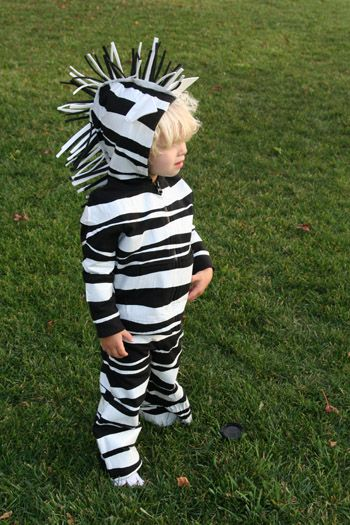 Last minute halloween costume ideas zebra costume costumes and running a little behind on those halloween costumes check out these 26 last minute halloween costume ideas for kids solutioingenieria Images