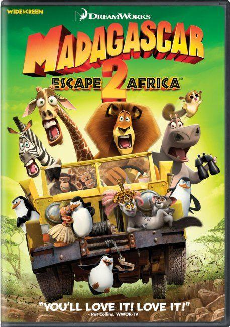 Madagascar Escape 2 Africa Com Imagens Filmes Capas De