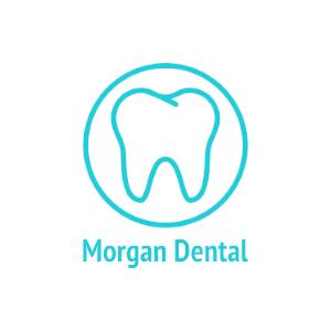 Dental Logo Morgan Logo Design Example Dentist Dental Logo Dentist Logo Dental