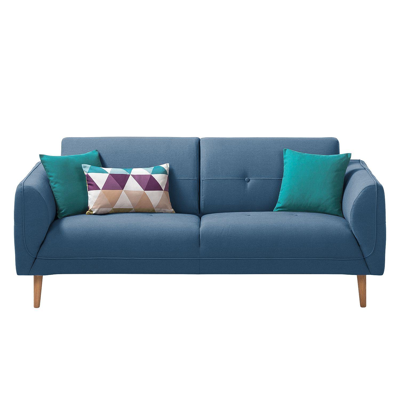 Sofa Cala 2 5 Sitzer Strukturstoff Couch Mit Schlaffunktion Sofa Stoff Kleines Sofa