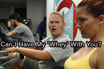 Gym chat up lines