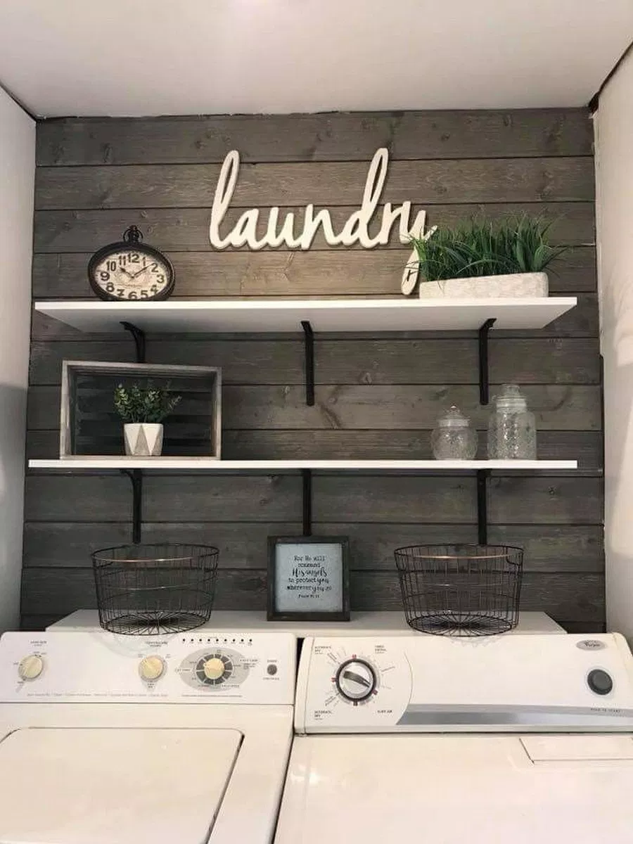 Best Small Laundry Room Decoration Ideas 30 With Images Room