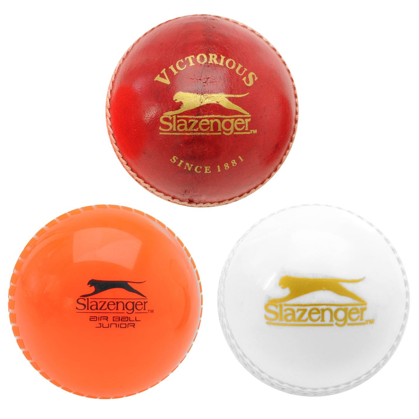 pack of 3 skills cricket balls Cricket Ball Gift set