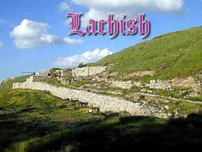 Lachish- Chp 10