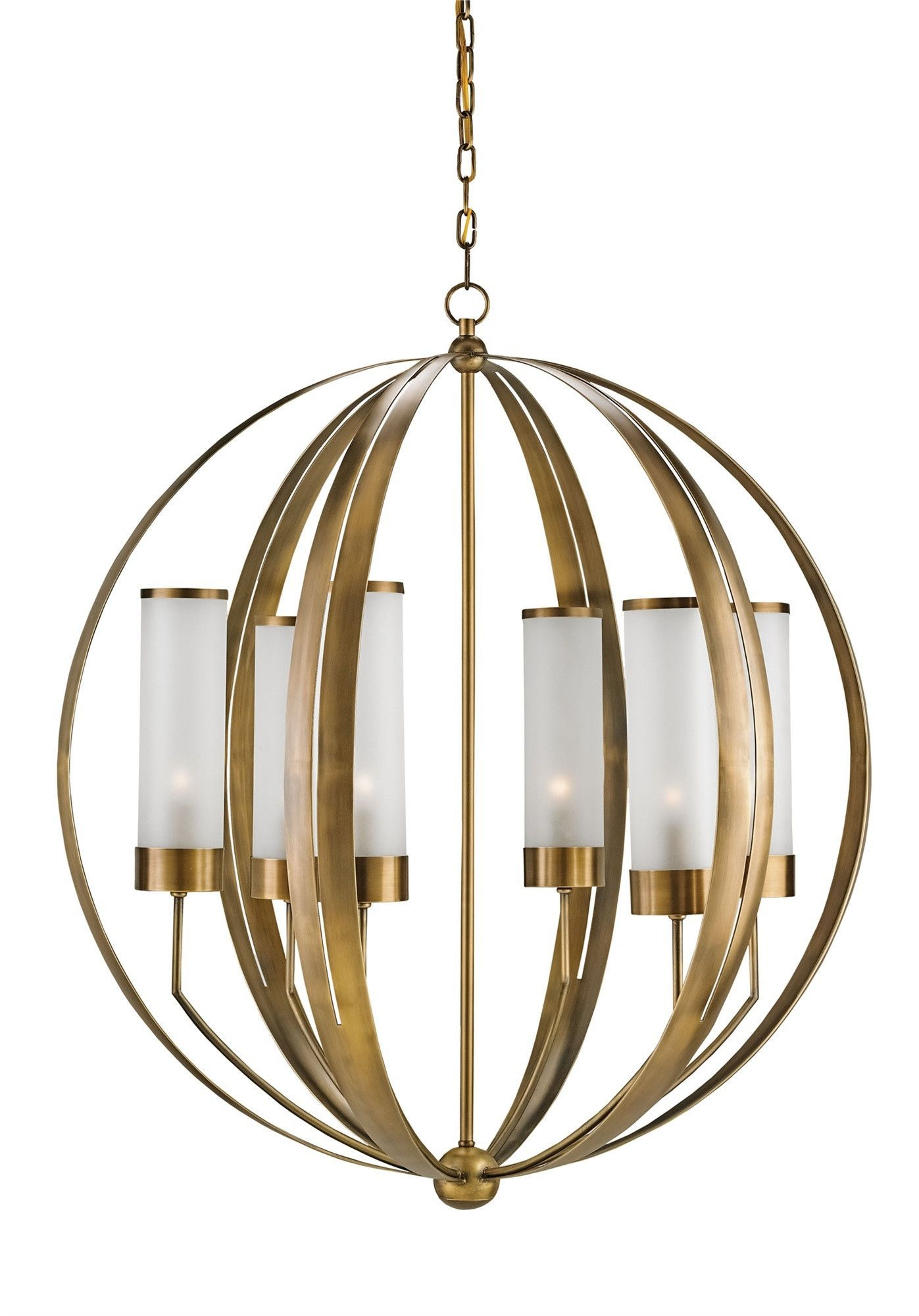 Agnes Orb Chandelier Design By Currey Amp Company From The Home Decor Discovery Community At Www
