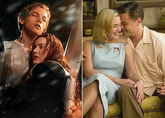 Leonardo Dicaprio And Kate Winslet Leonardo Dicaprio Kate Winslet Leonardo Dicaprio Kate Winslet And Leonardo