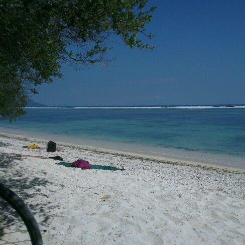 Gili Trawangan, Lombok #lifeisgoodtrip