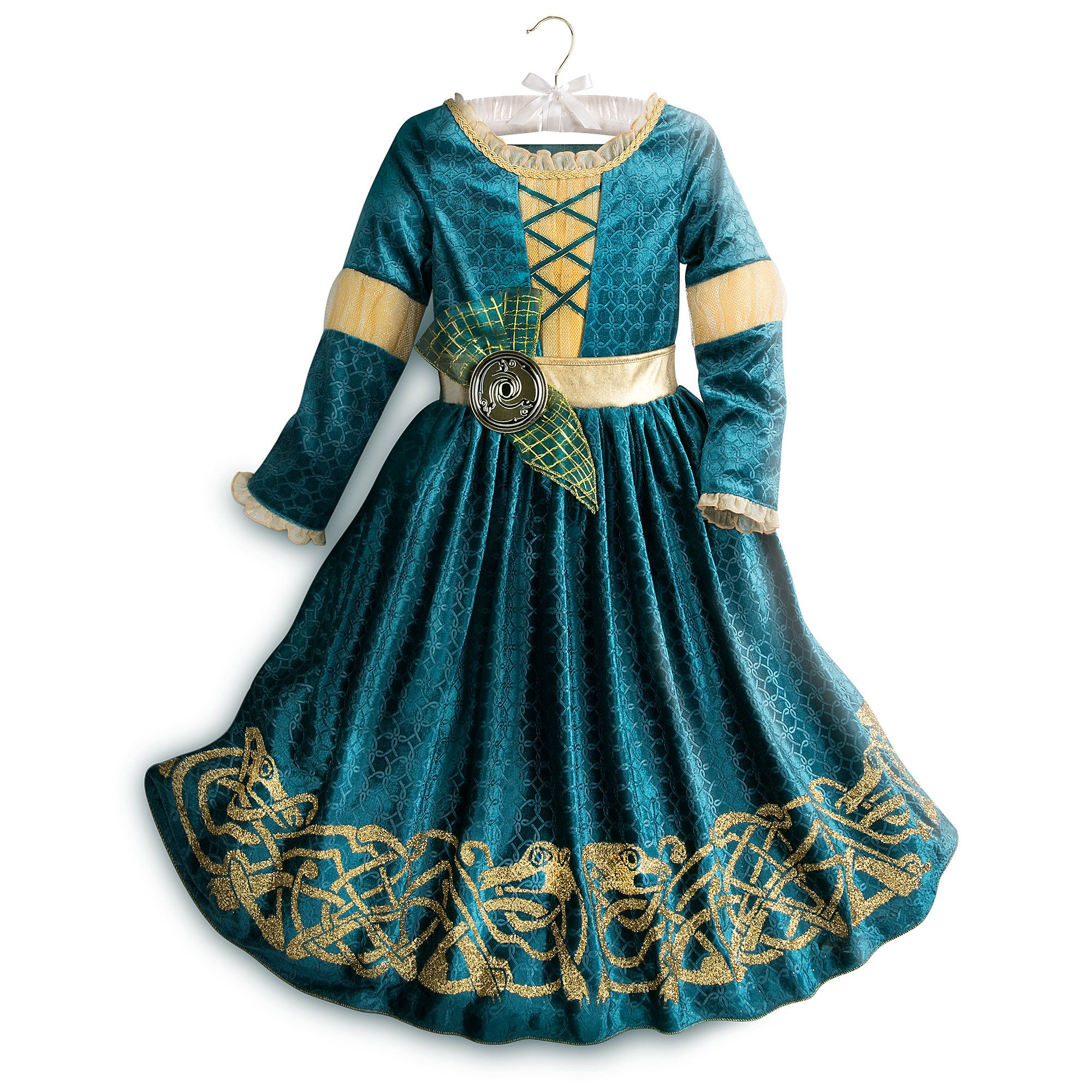 Disney wedding dresses jasmine  Merida Costume for Kids  June   Pinterest  Merida costume