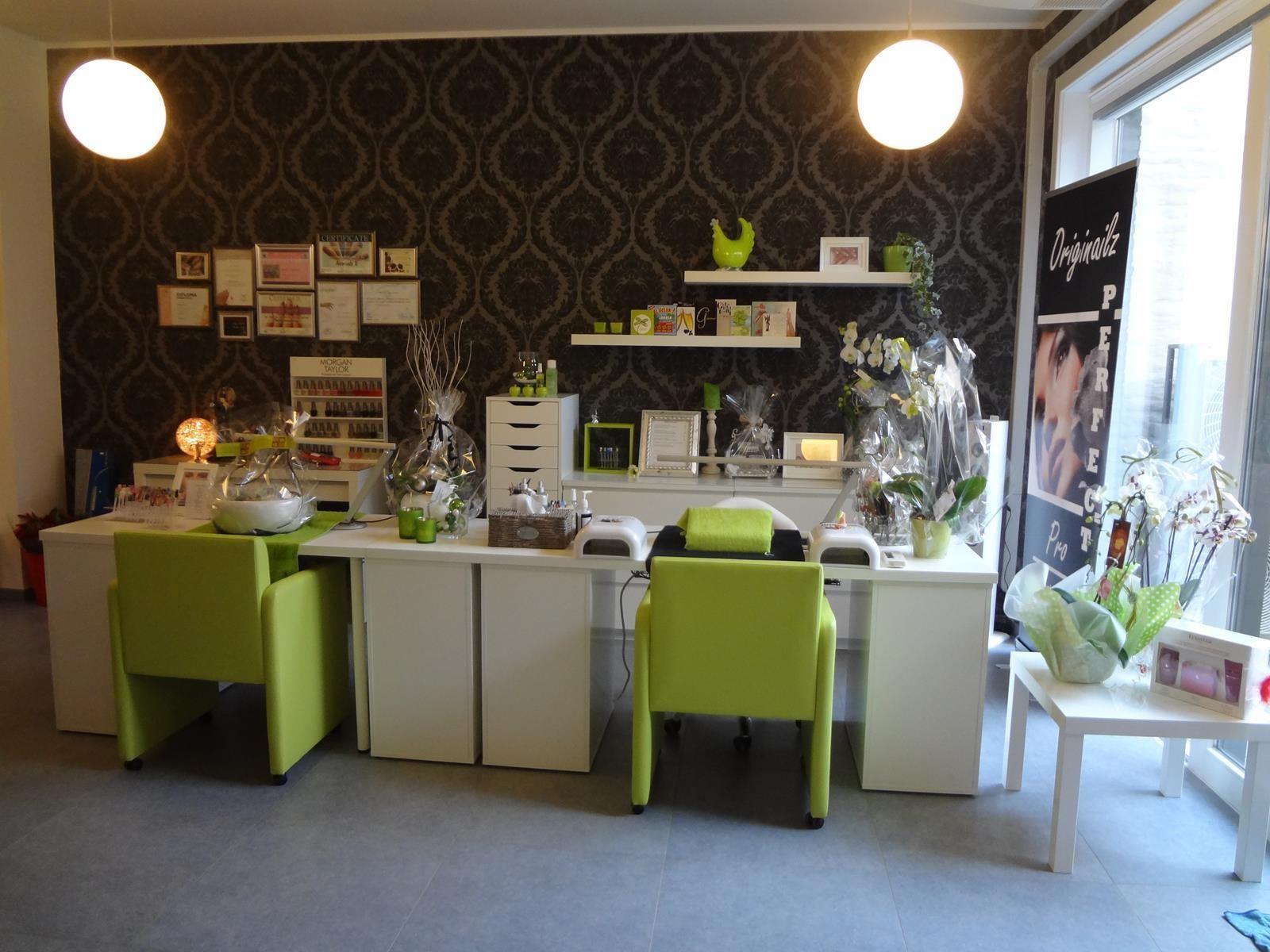 nagelstudio interieur - Google zoeken | business | Pinterest | Salons