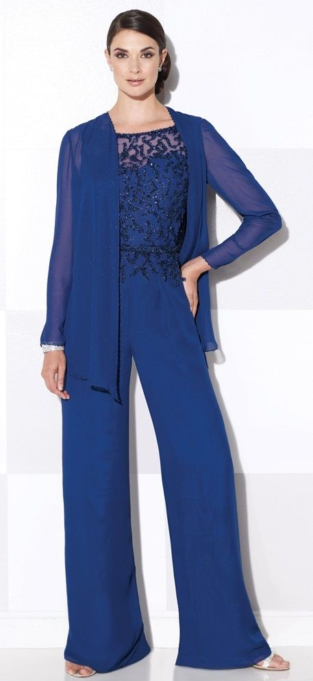 formal pant suits for weddings - Google Search | Fashion Mode ...