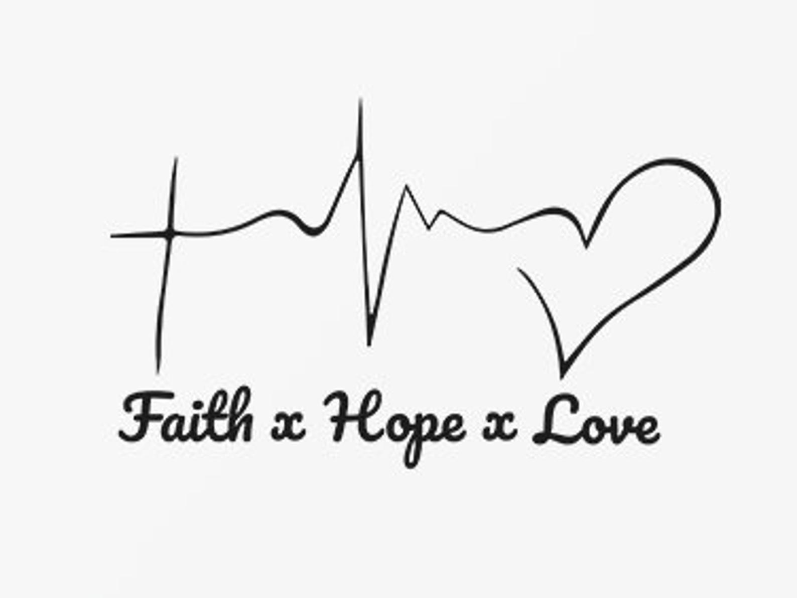 Faith Hope Love Heartbeat Svg Png Ai Dxf Eps Etsy Faith Hope Love Tattoo Hope Tattoo Faith Hope Tattoo