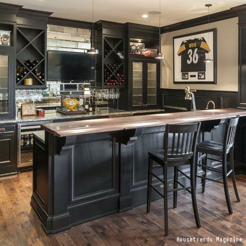 7 Basement Remodels You Wish You Had Basement Bar Plans Home Bar Designs Basement Bar Design