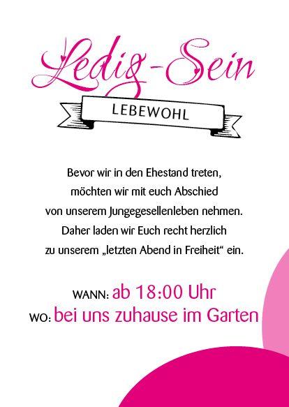 E Einlagekarte Einladung Zum Poltern Hochzeit Lebenslaenglich2 Jpg