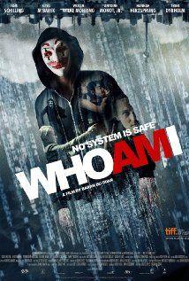 Who Am I - Kein System ist sicher (2014) Poster