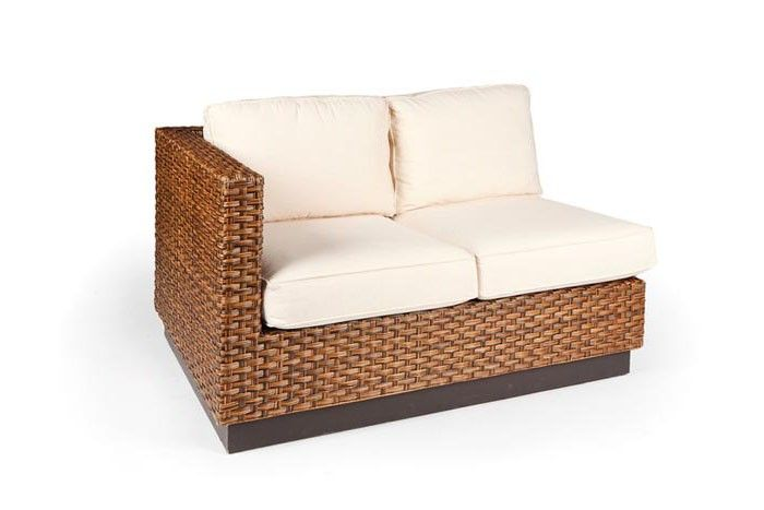 Rattan Ivory Brown Lounge Furniture Products Barbados Claire Wedding Decor Cushions