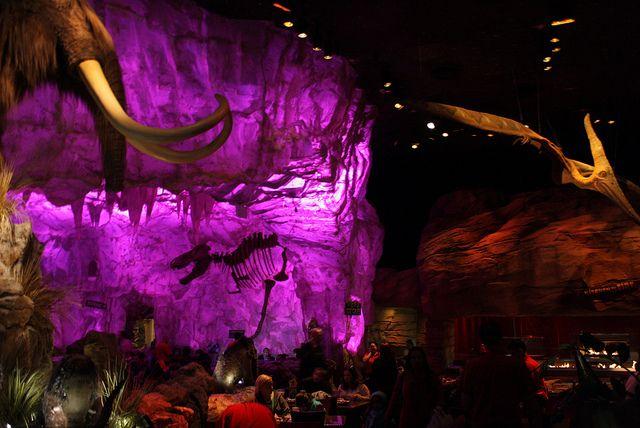 Disney restaurant
