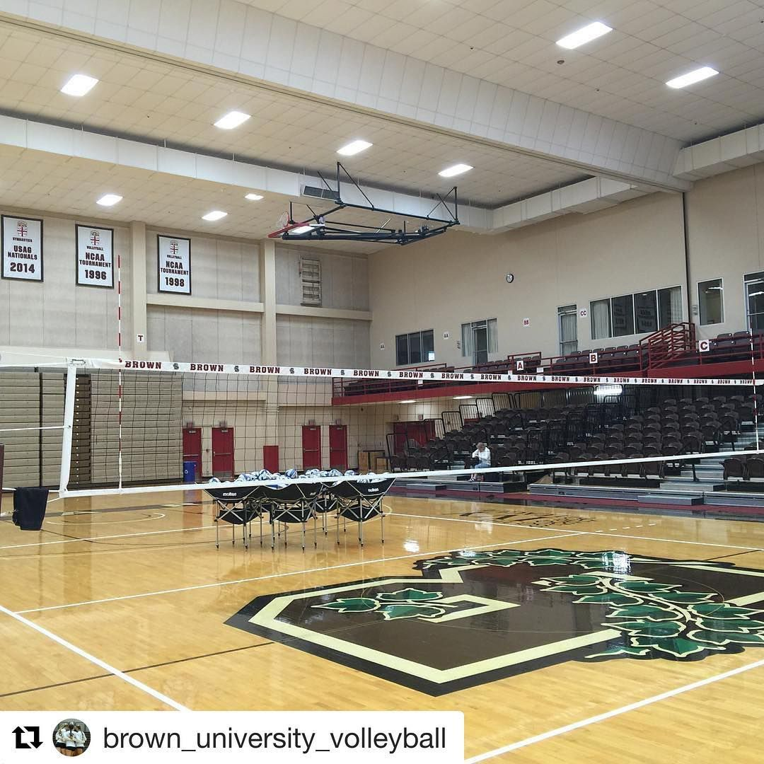 Brown University Volleyball Sicarbonnation Brown University Volleyball Net University