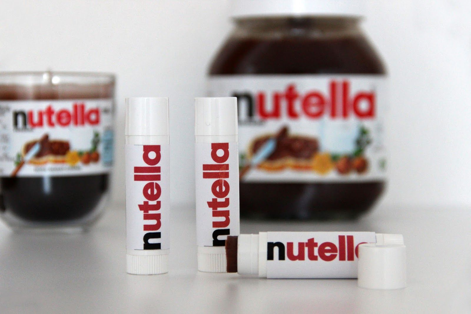 10x Diy Leer : Diy geschenkideen für nutella fans stilechtes nutella