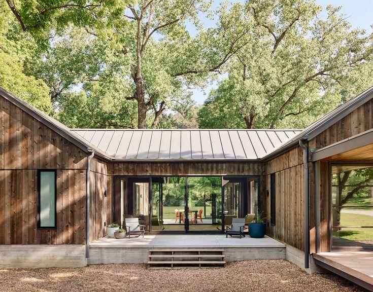 60 Stuart Sampley Architect Maison Bois Architecture De Maison Maison Bioclimatique