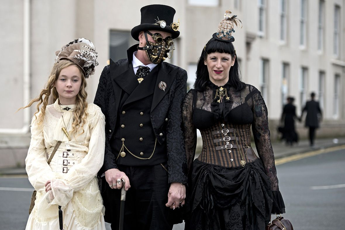 Gothic culture festival in Whitby 27