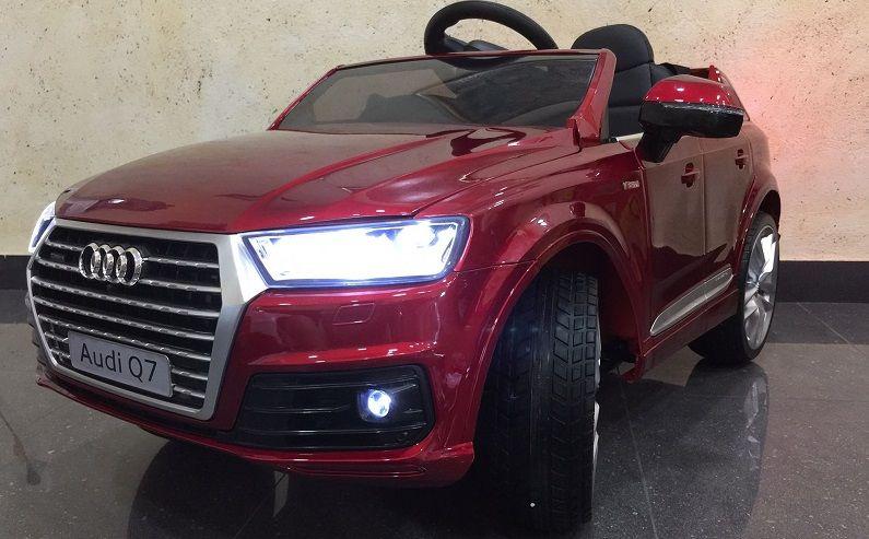 Audi Q7 12v Para Ninos Coches Electricos Para Ninos Coche