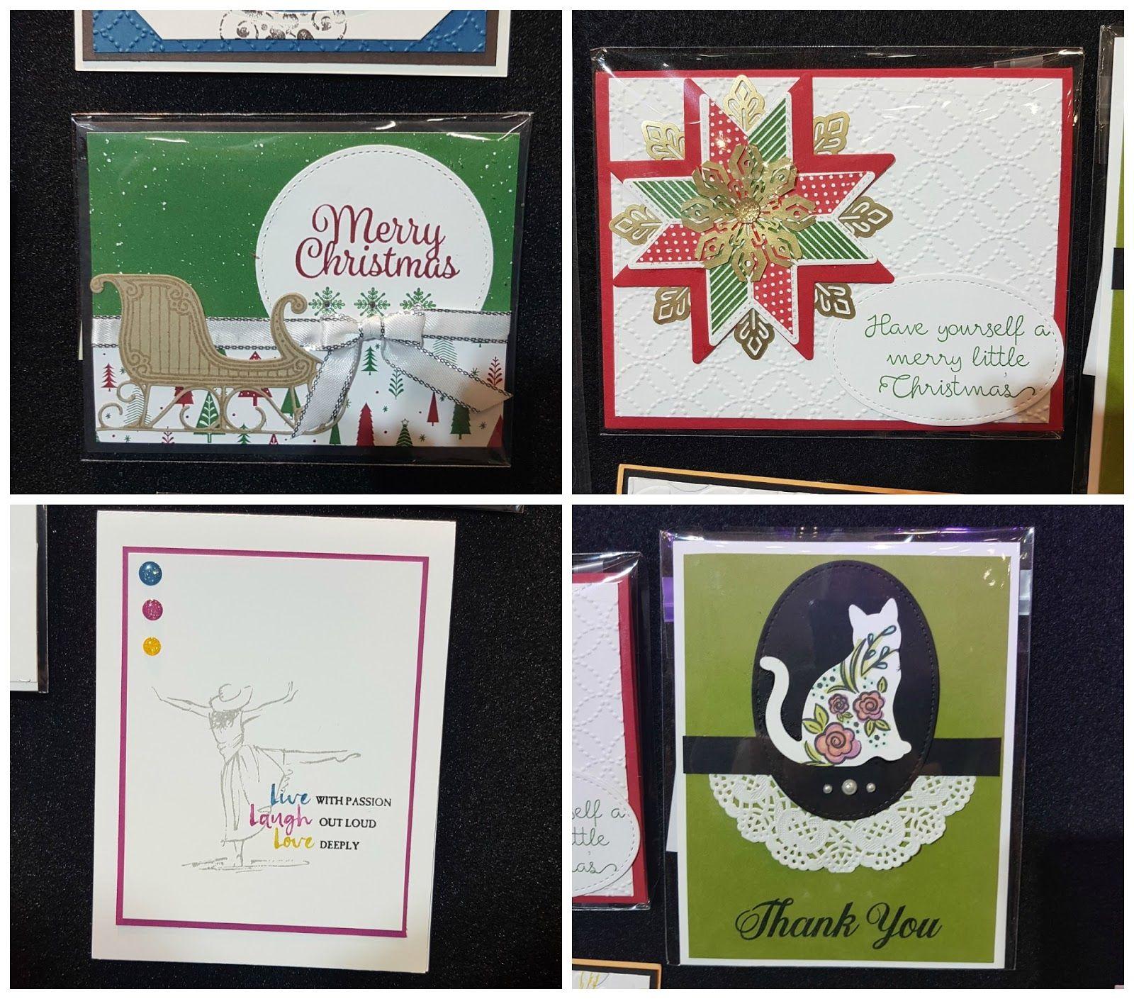 Serenestamper4g 16001409 Christmas Cards Pinterest