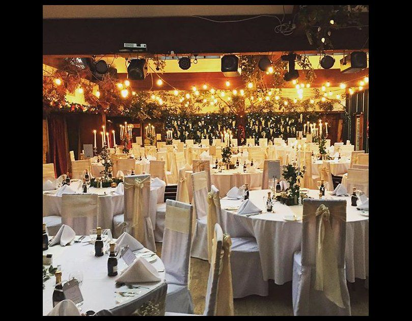South Causey Inn Wedding North East Durham Suite Italian Room