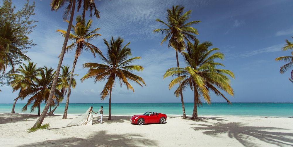 Classic Luxury Beach Wedding In Punta Cana Vals Weddings