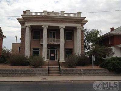 1514 Montana Ave El Paso Tx 79902 Zillow Victorian Buildings