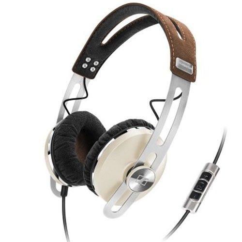 Sennheiser Momentum On-Ear Headphones in Ivory