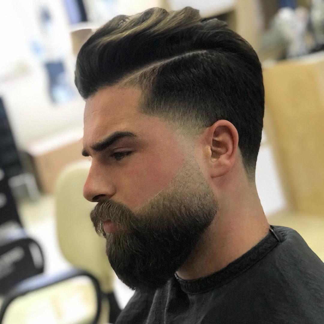 Hairstyles For Men Names - Hairstyles #Hair #Hairstyles