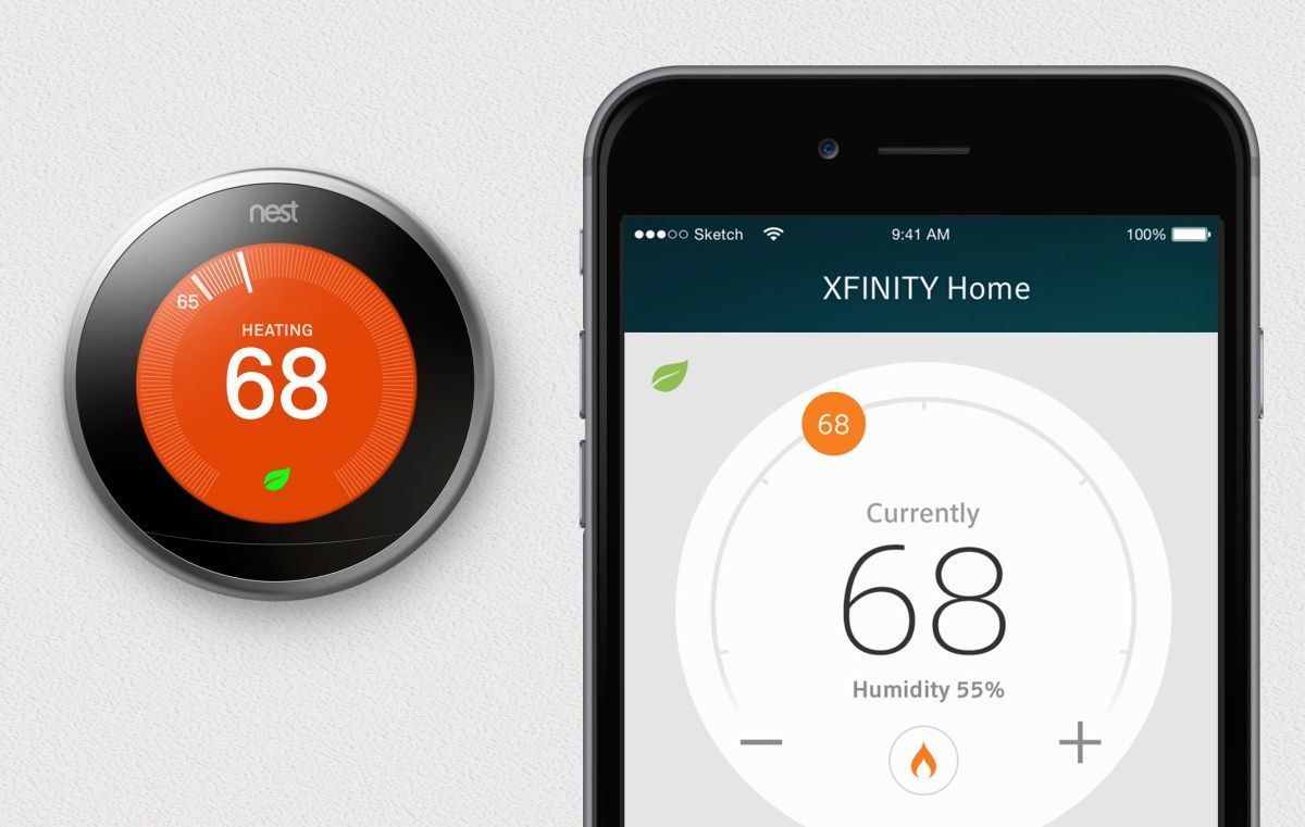 Comcast's home automation app links with Nest, Lutron and
