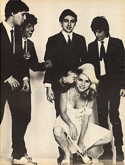 Blondie Parallel Lines Blondie Debbie Harry Debbie Harry Deborah Harry Blondie