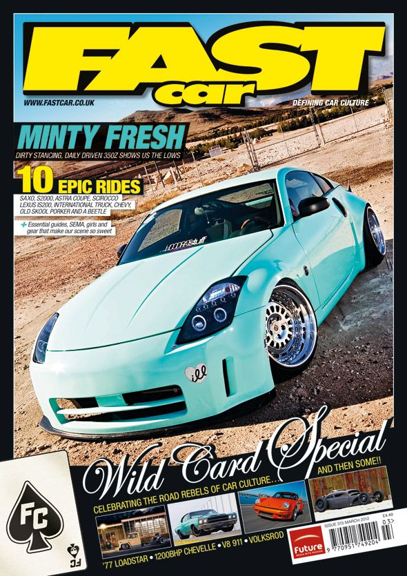Fast Car Magazine - www.fastcar.co.uk #fastcar #cars #magazine ...