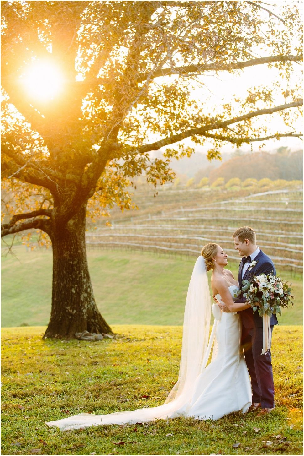 A Romantic Fall Winery Wedding At Monteluce Winery And Vineyards Monteluce Winery Dahlonega Winery Wedding Photos Outdoor Wedding Backdrops Winery Weddings