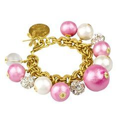 Pink Pearls that Give Back: Support Cancer Support Community with your purchase of John Wind Pink Cotton Pearls