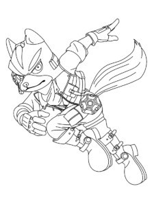 Pin On Super Smash Bros Coloring Pages