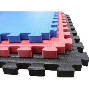 Amazon Com 100 Sq Ft Martial Arts 3 4 Inch Thick 25 Tiles Borders We Sell Mats Anti Fatige Interlocking Eva Foam Flooring Ea Foam Flooring Mat Exercises