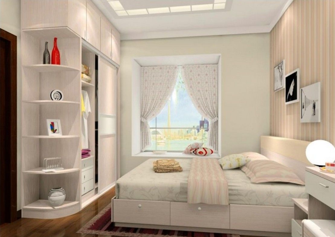 Attractive Small Bedroom Layout Ideas In 2020 Bedroom