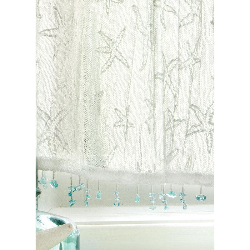Starfish Valances And Tiers Great Ideas