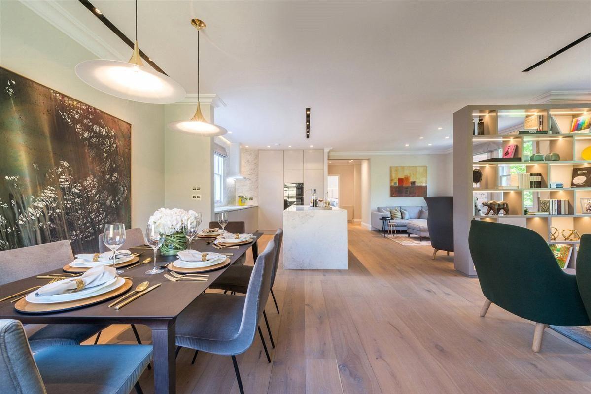 3 bed flat to buy Duplex apartment, 3 bedroom flat, Open
