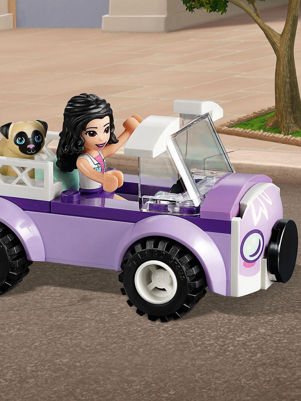 LEGO Friends 41360 Emma's Mobile Vet Clinic Animal Toys