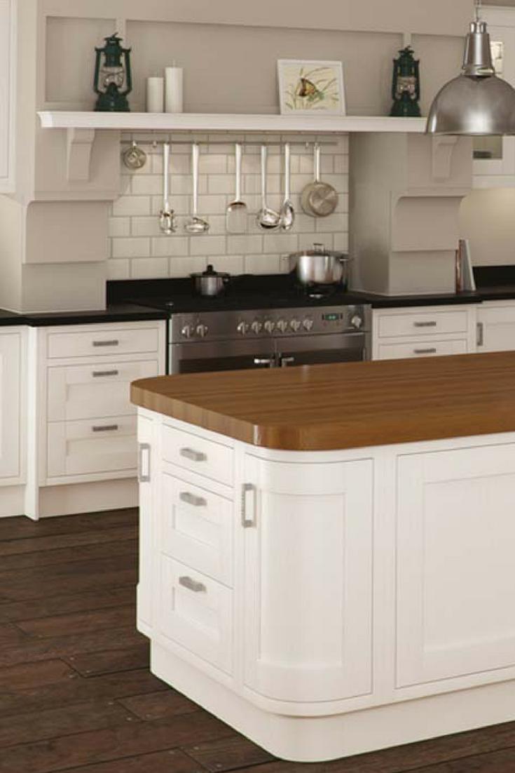 Küche in Weiß: matt oder glänzend? Was ist besser | Küche weiß matt ...