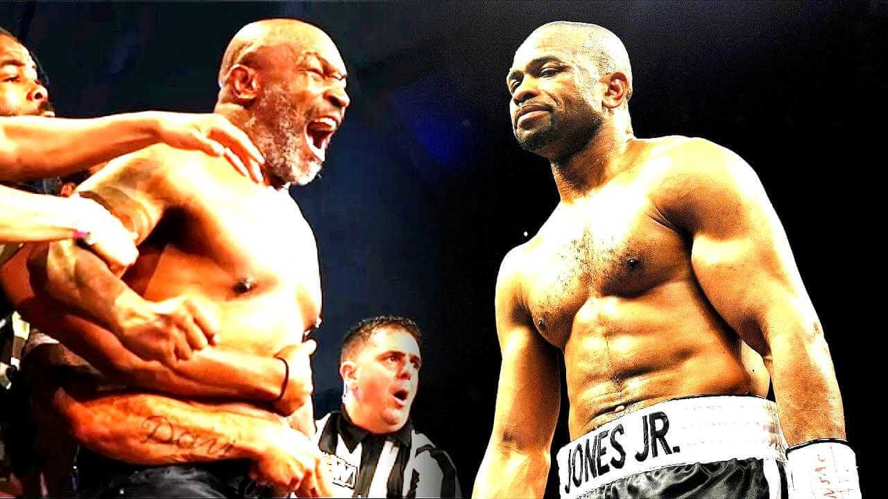 mike tyson vs roy jones roy jones jr vs mike tyson full fight roy jones jr vs mike tyson reddit in 2020 mike tyson easy food to make roy jones jr pinterest