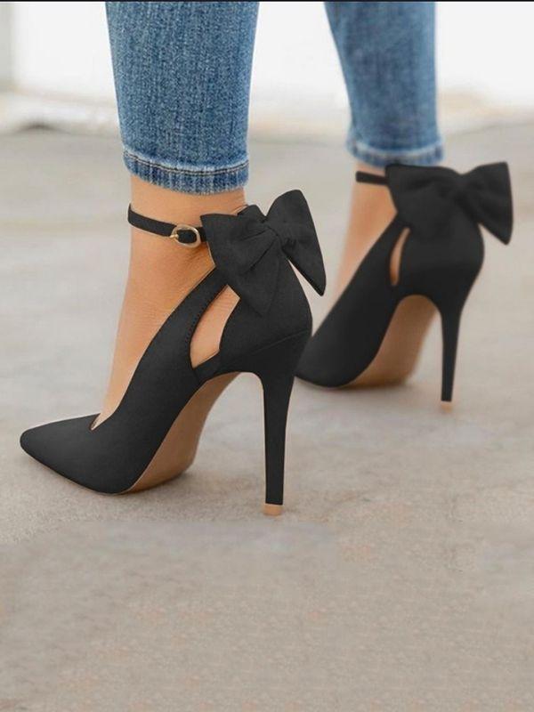 2019 Pumps Women Shoes Pointed Toe Buckle Summer Shoes Elegant Sweet Square Heels Ladies Shoes,Beige,6