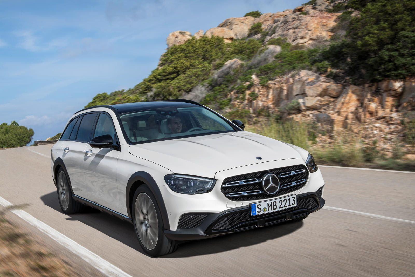 2021 Mercedes Benz E Class All Terrain First Look Review