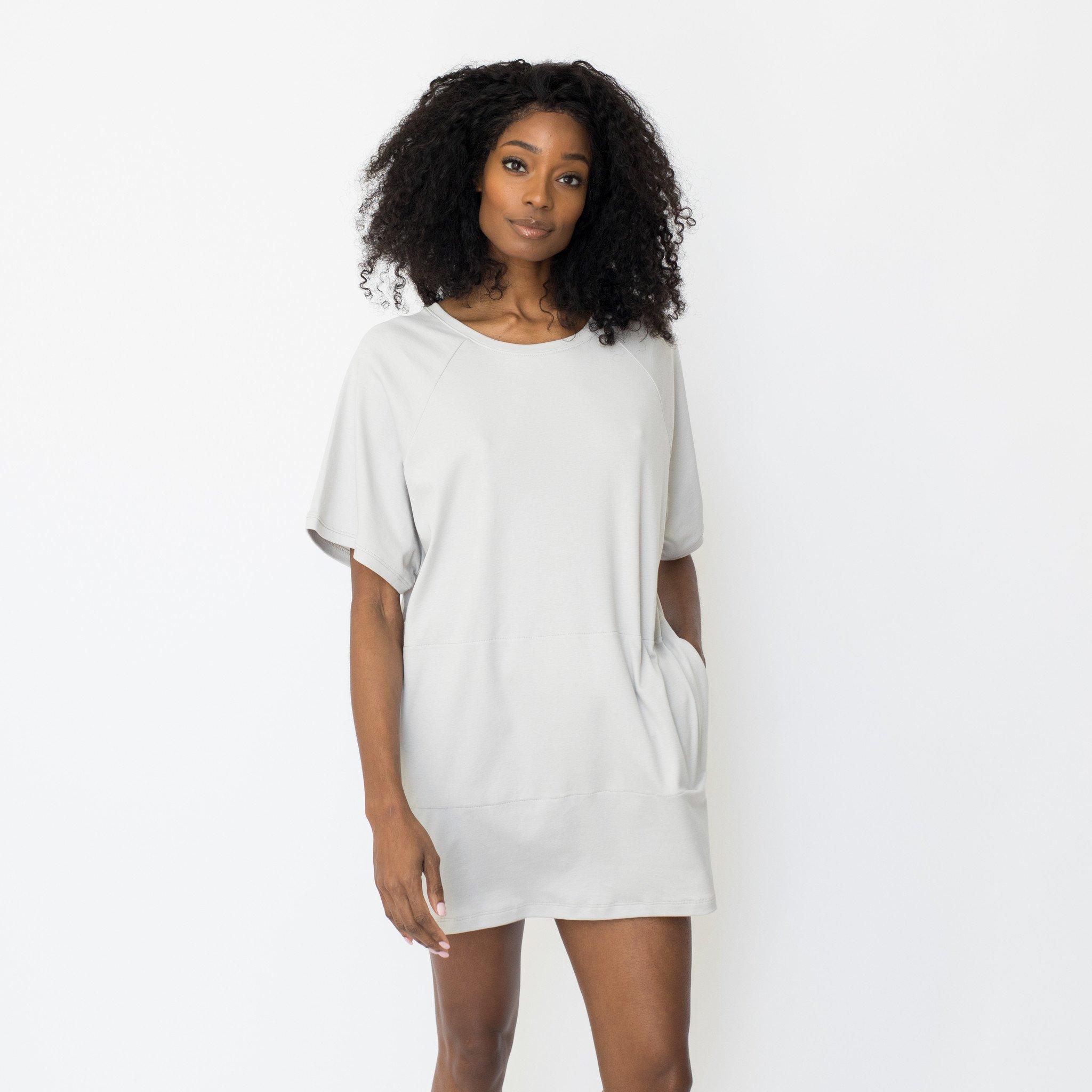 Long Sleep Shirts Womens Sleepwear - BCD Tofu House 3be20b6b5